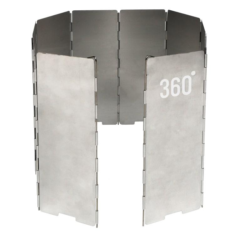 360 Degrees Windshield - default