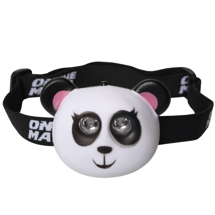 On The Mark Kids Panda Headlamp - default