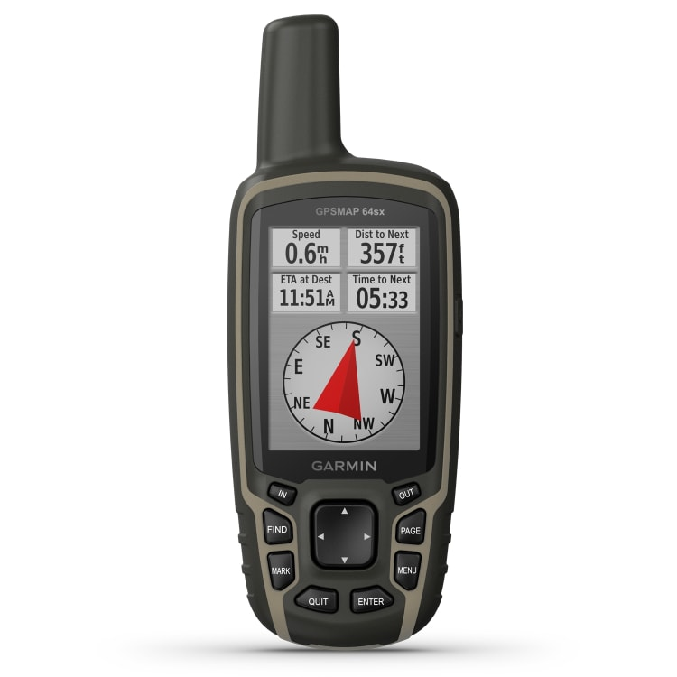Garmin GPSMAP 64sx - default