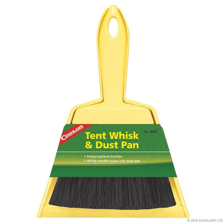 Coghlans Whisk & Dust Pan - default