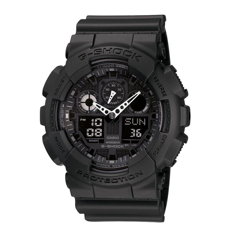 Casio G-Shock Watch GA-100-1A1 - default