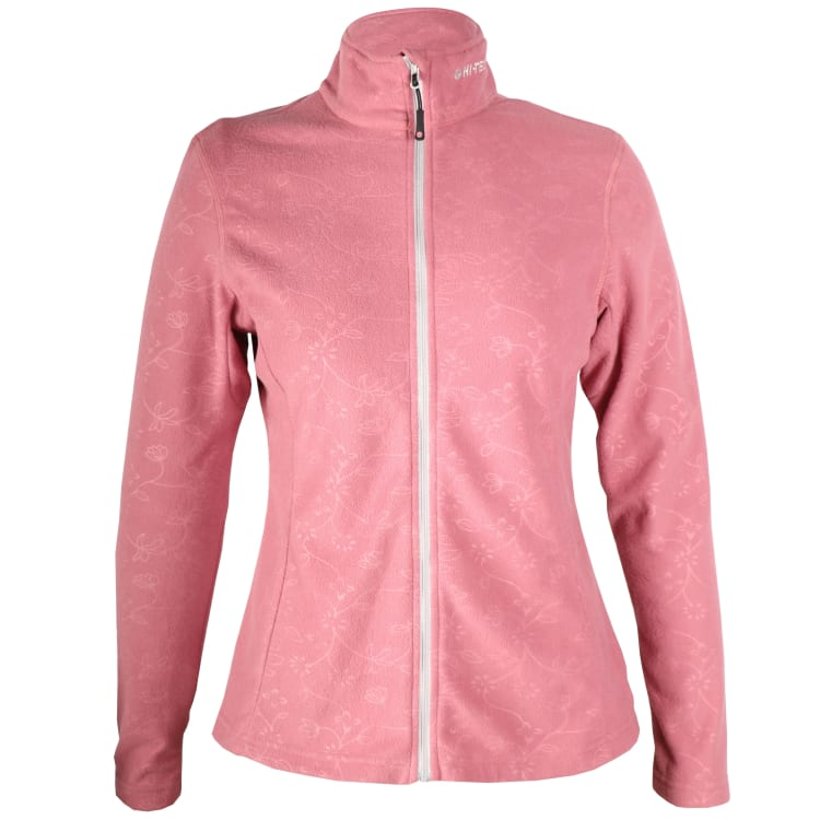 Hi-Tec Women's Tech Full Zip Fleece Jacket - default