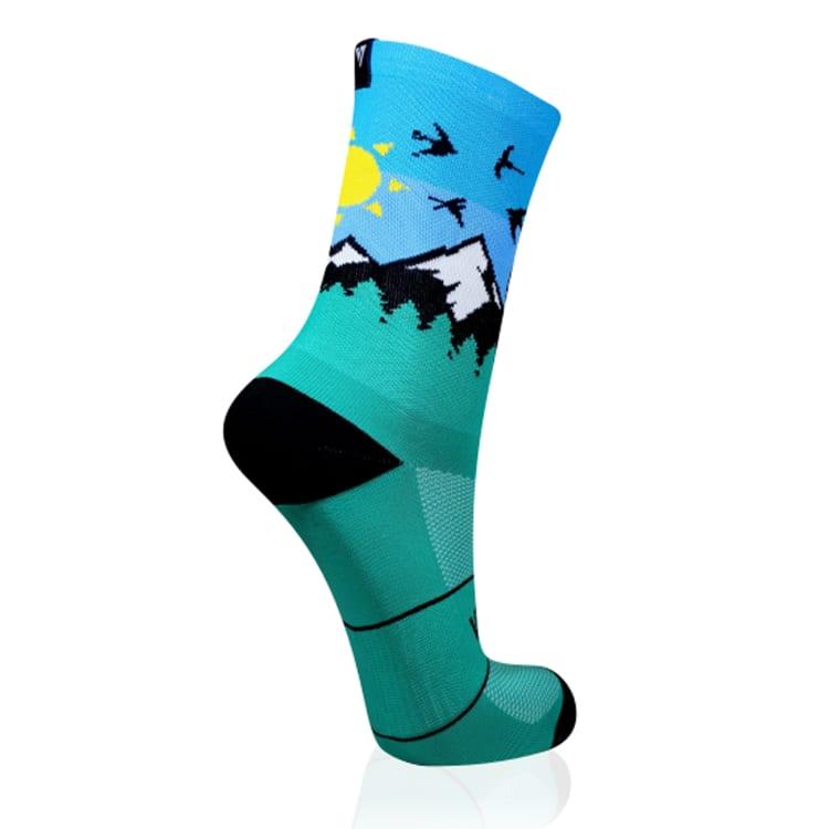 Versus Mountains socks - default