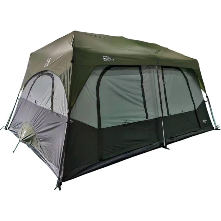 Natural Instincts Instant 9 Person Cabin Tent - default