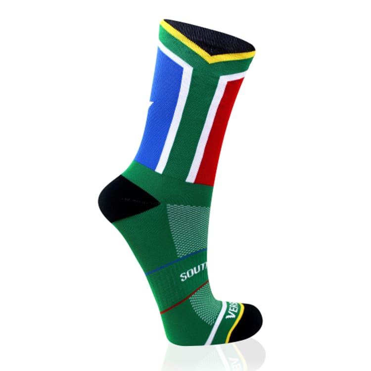 Versus South African Flag sock - default