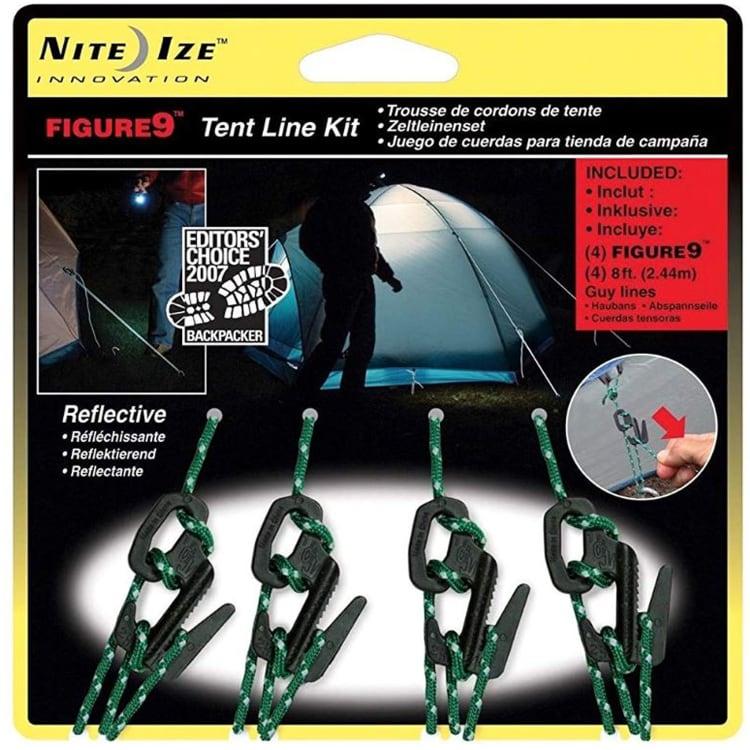 Nite Ize Figure 9 Tent Line Kit - default