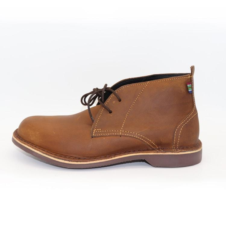 Veldskoen Chukka Brown (Size: 6-13) - default