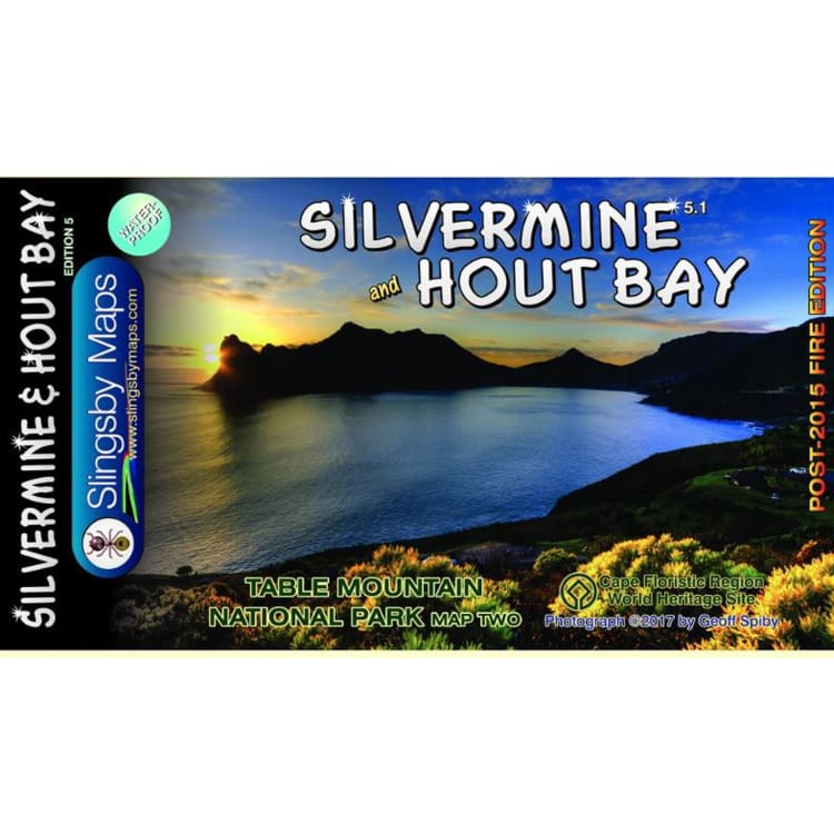 Slingsby Silvermine & Houtbay - default