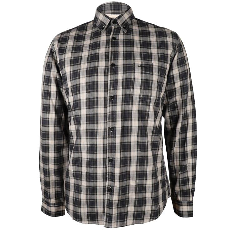 Jeep Men's Check Long sleeve shirt - default