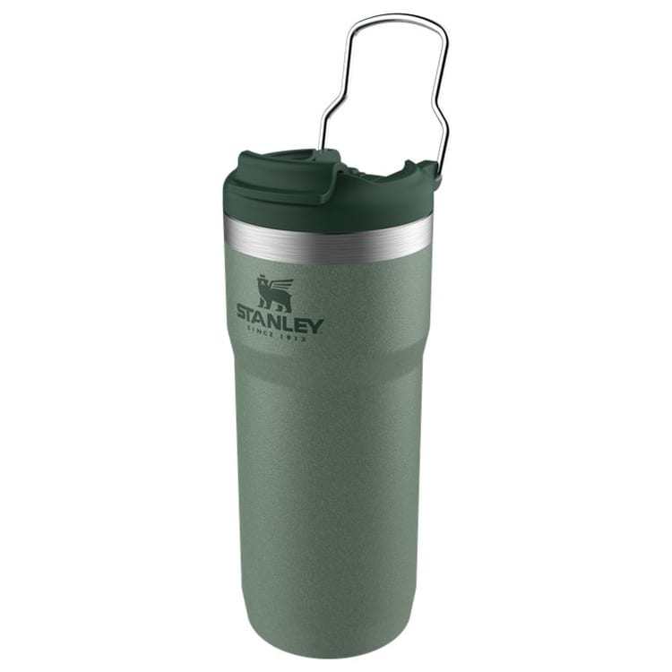Stanley Twin Lock Travel Mug 470ml Hammertone Green - default