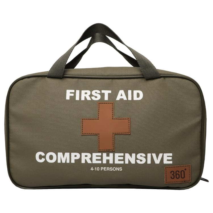 360 Degrees Comprehensive First Aid Kit - default