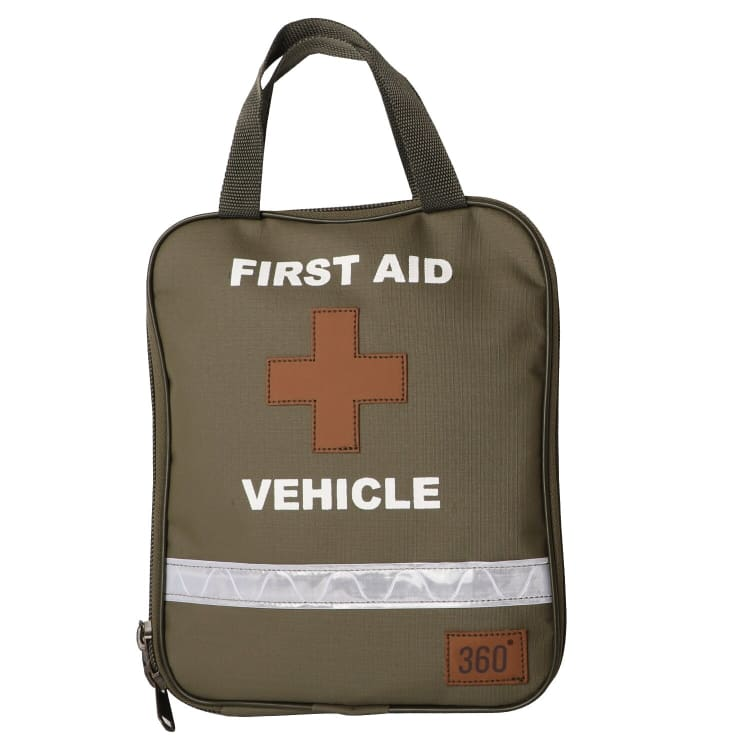 360 Degrees Vehicle First Aid Kit - default