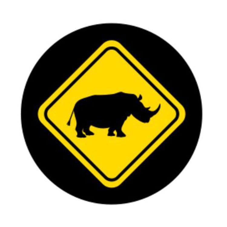 Rhino Tag Small - default