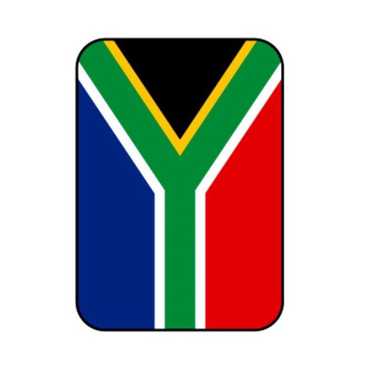 South Africa Dog Tag - default