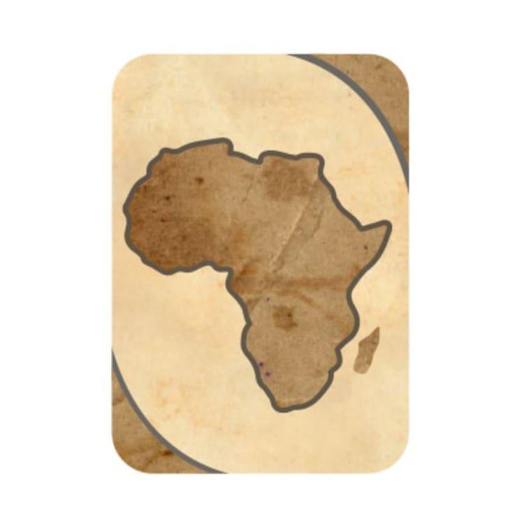 Africa Dog Tag - default