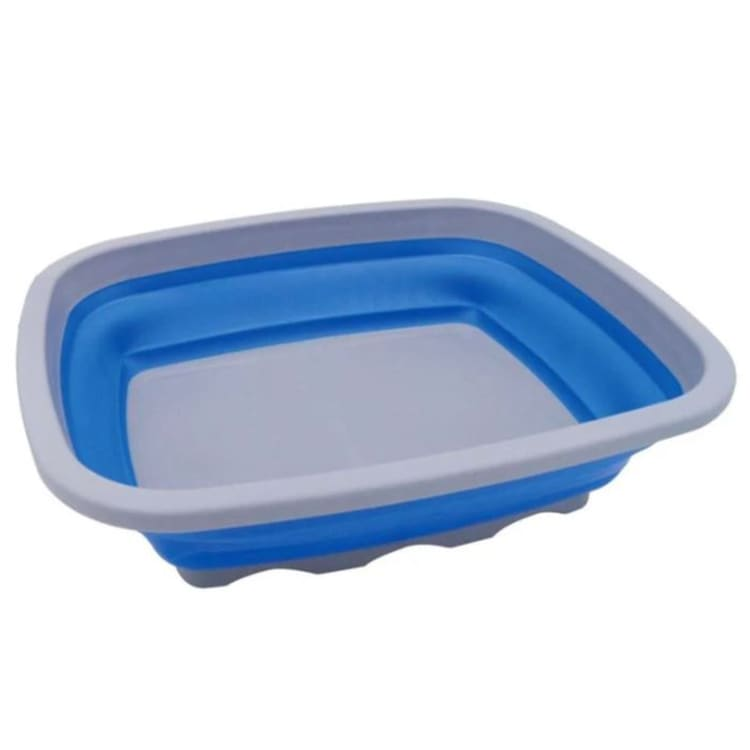 Leisure Quip Foldaway Wash Up Bowl Rectangular - default