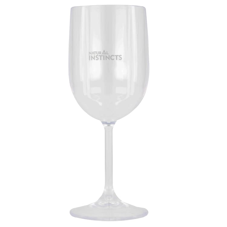 Natural Instincts Wine Glass - default