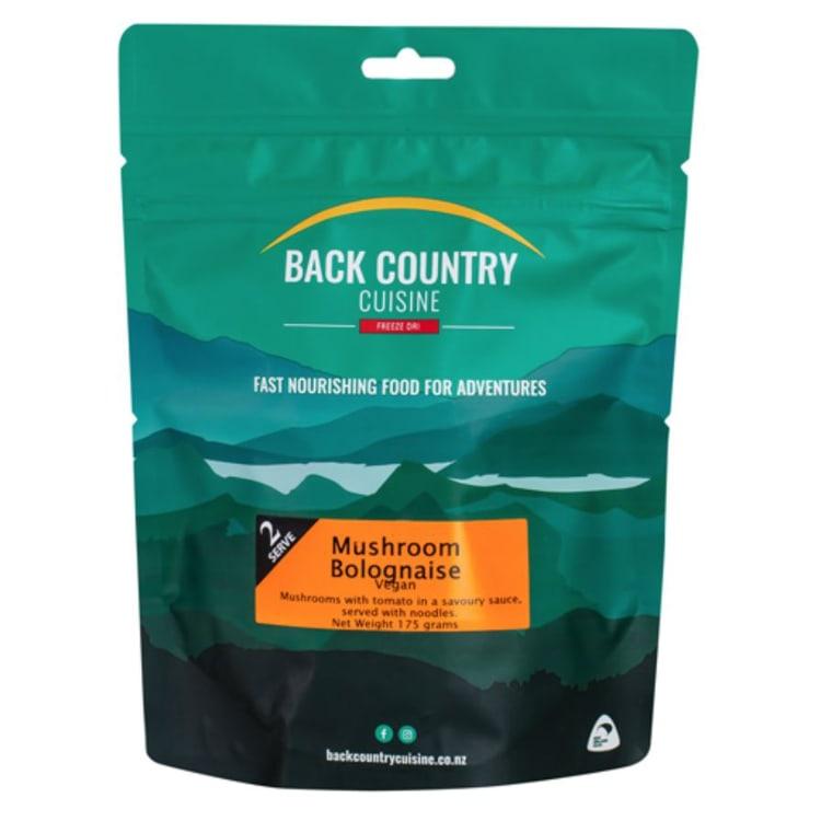 Back Country Mushroom Bolognaise - default