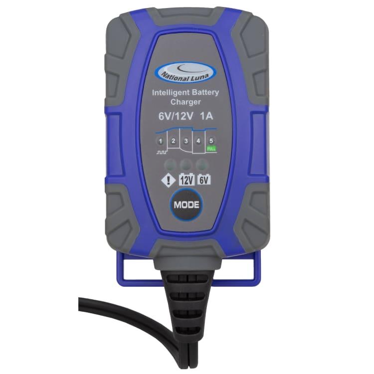 National Luna 1Amp Intelligent Battery Charger - default