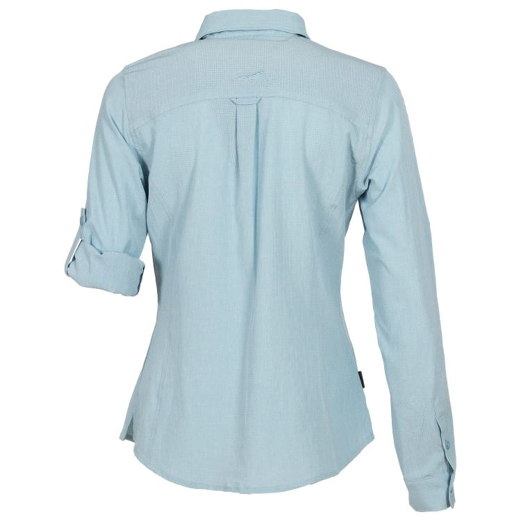 First Ascent Women's Luxor Long Sleeve Shirt - default