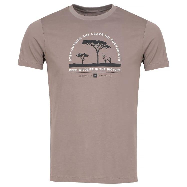 Capestorm Men's Wilderness Tee - default