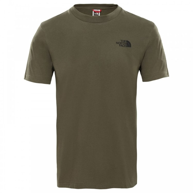 The North Face Men's Simple Dome Tee - default