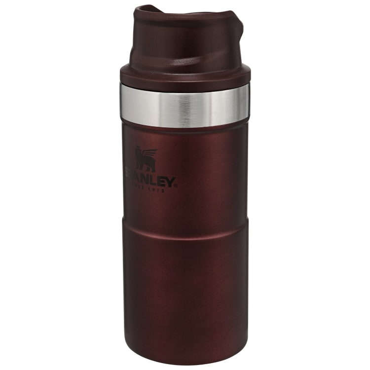 Stanley Classic Trigger Action Mug 355ml Wine - default