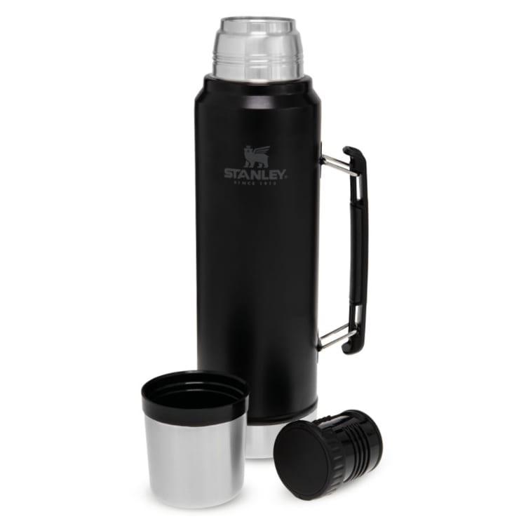 Stanley Classic Vacuum 1L Matte Black Flask - default