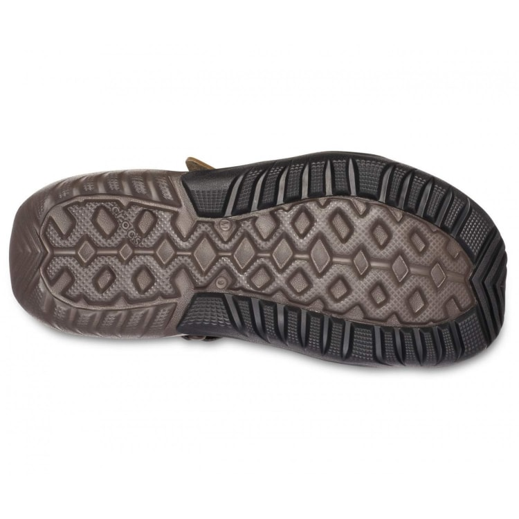 Crocs Swiftwater Mesh Deck Mens(Espresso) - default
