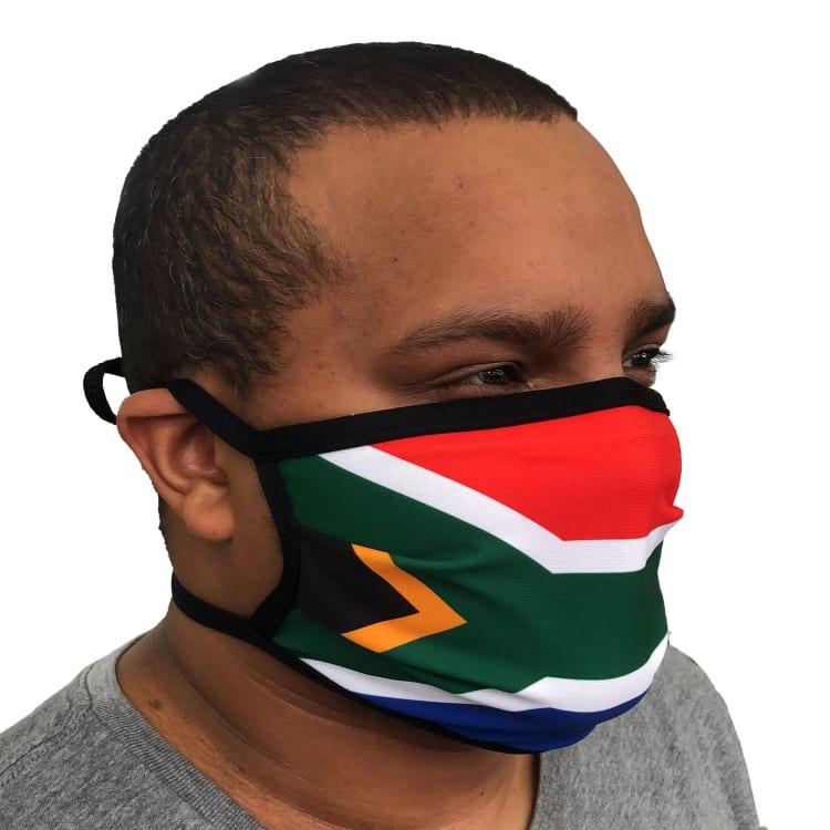 AN RSA Fabric Face Mask - default