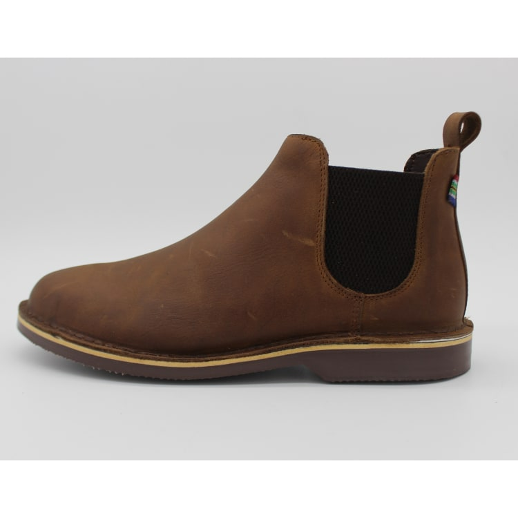 Veldskoen Woodstock Brown (Size: 6-13) - default
