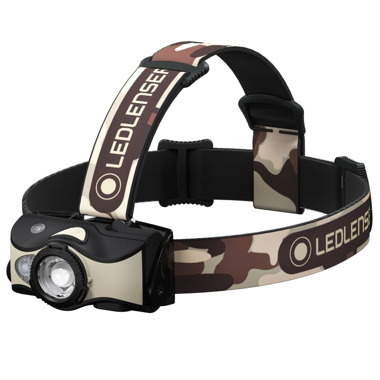 Ledlenser MH8 Rechargeable Headlamp - default