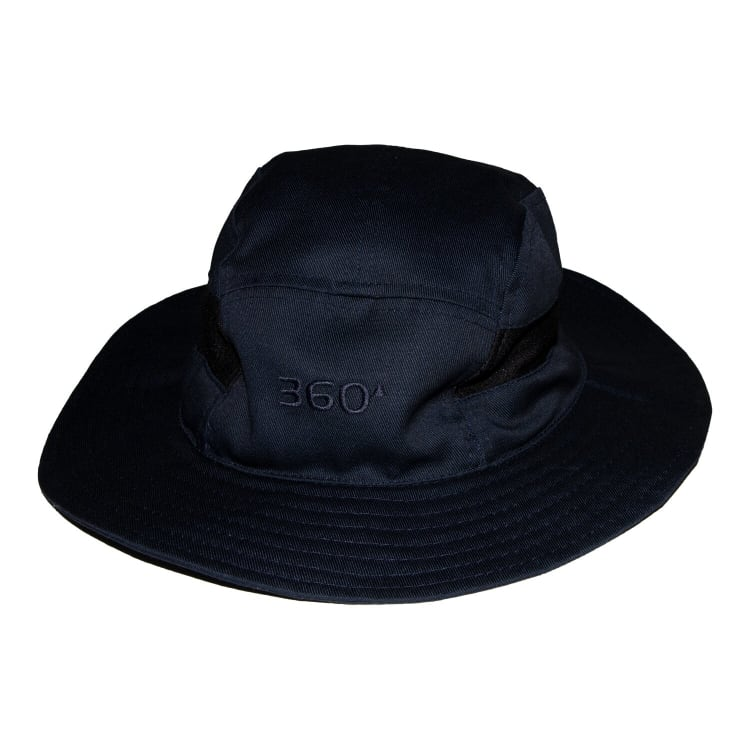 360 Junior Wide Brim Hat - default