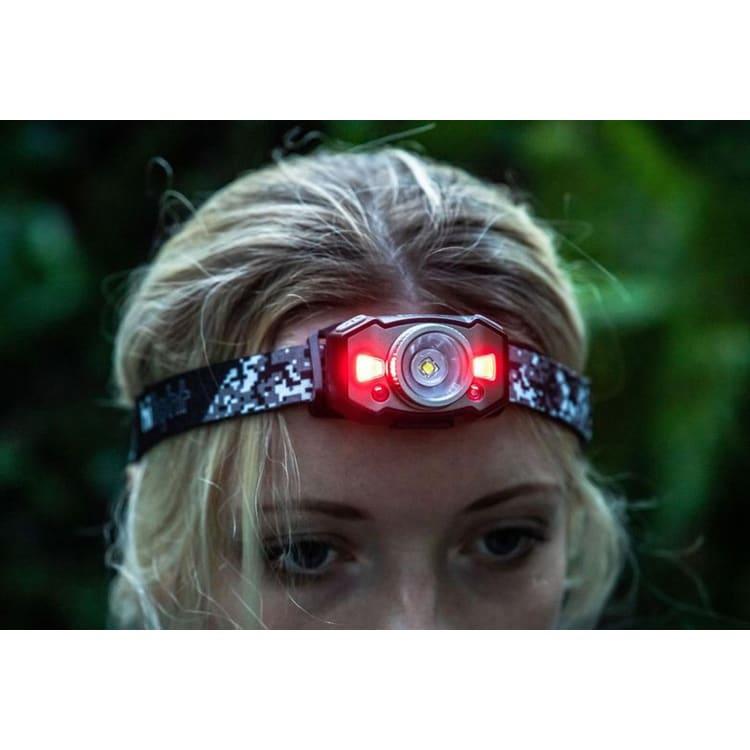 Hilight Focus 300 Rechargeable Headlamp - default
