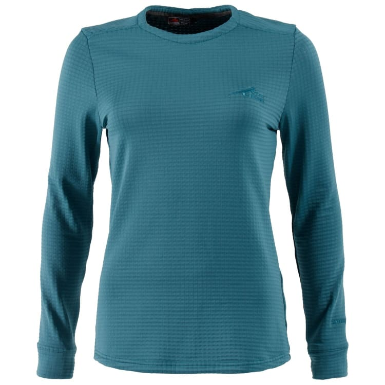 First Ascent Women's Therma Grid Fleece Pullover - default