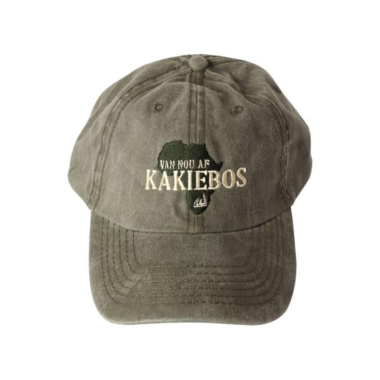 Kakiebos Max Wash Cap - default
