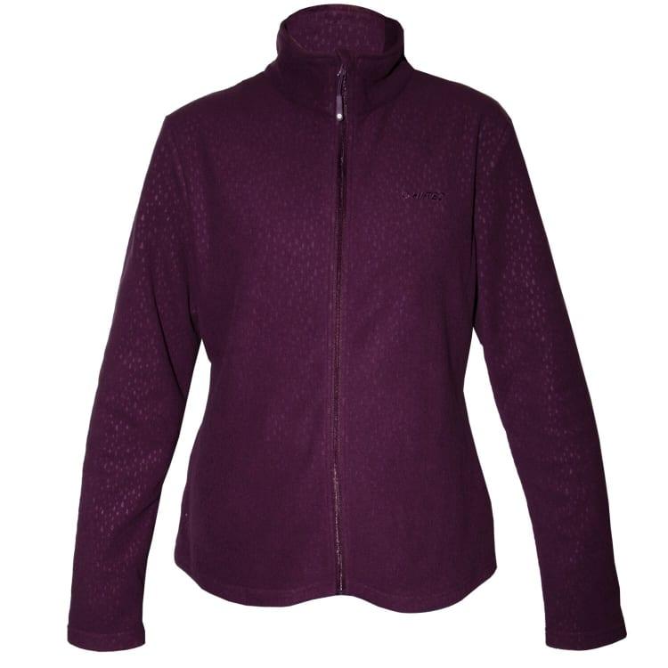 Hi-Tec Women's Raindrop Tech Full Zip Fleece - default