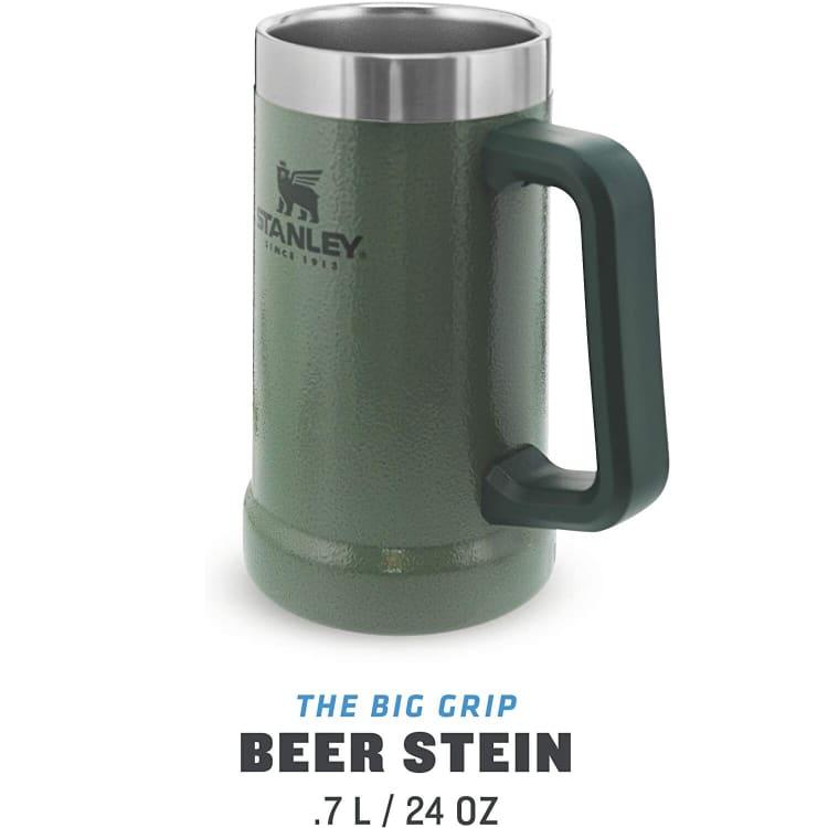 Stanley Adventure Stein Hammertone Green 700ml - default