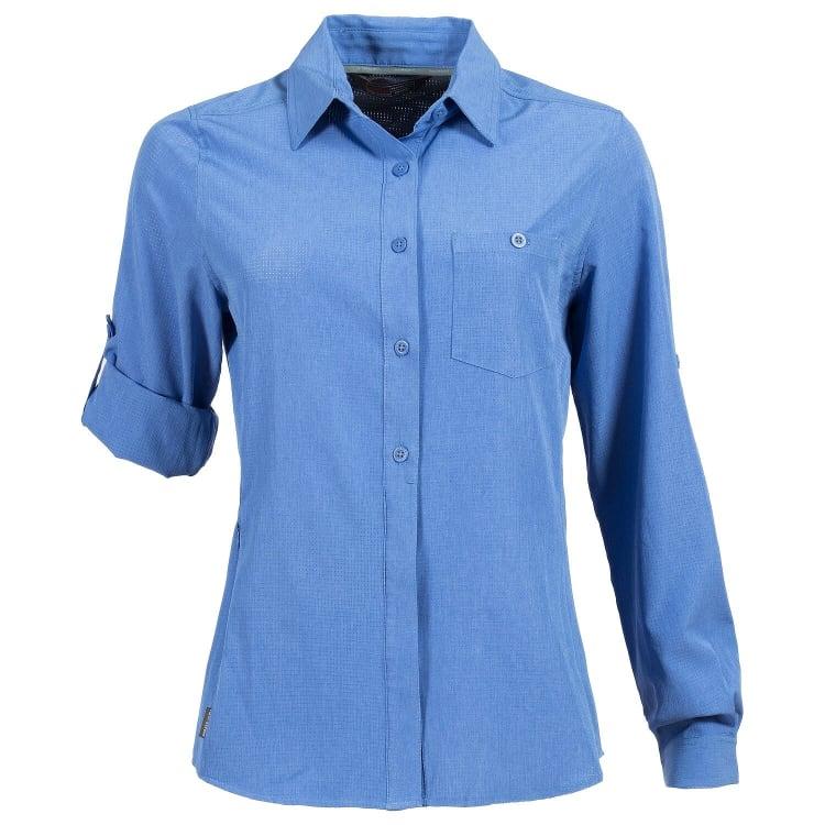 First Ascent Women's Coolstretch Long sleeve shirt - default