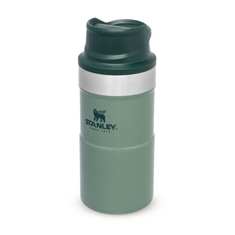 Stanley Classic Trigger Action Mug 250ml Hammertone Green - default