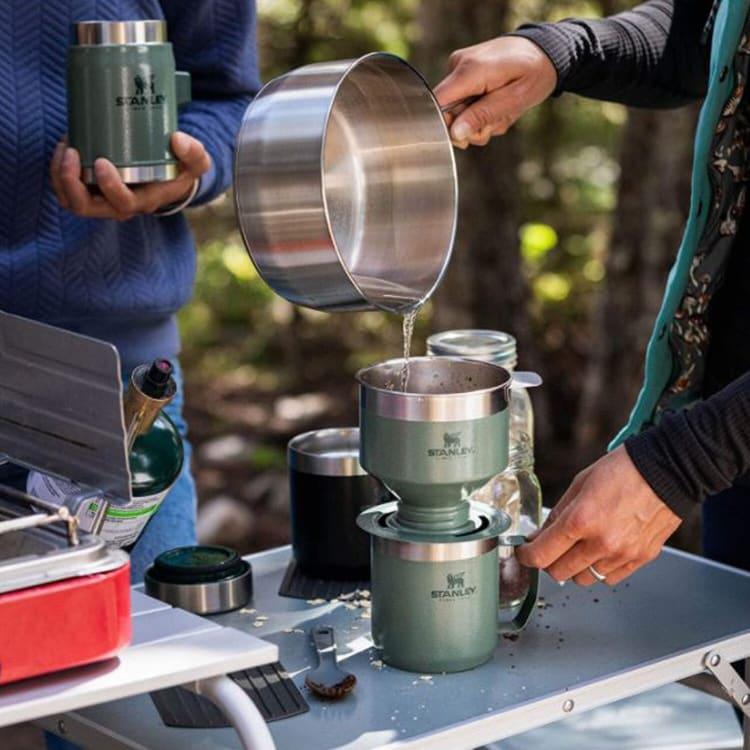 Stanley Classic Camp Mug 350ml Wine - default