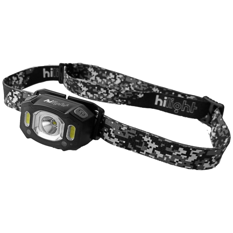 Hilight Sensor 250 Rechargeable Headlamp - default