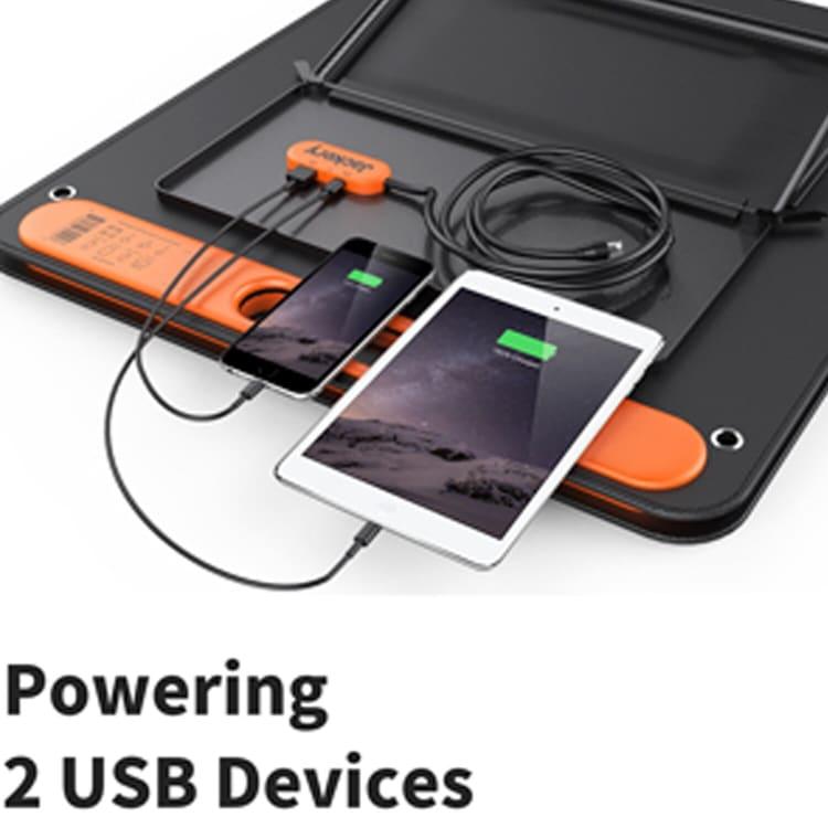 Jackery 100W Portable Solar Panel - default