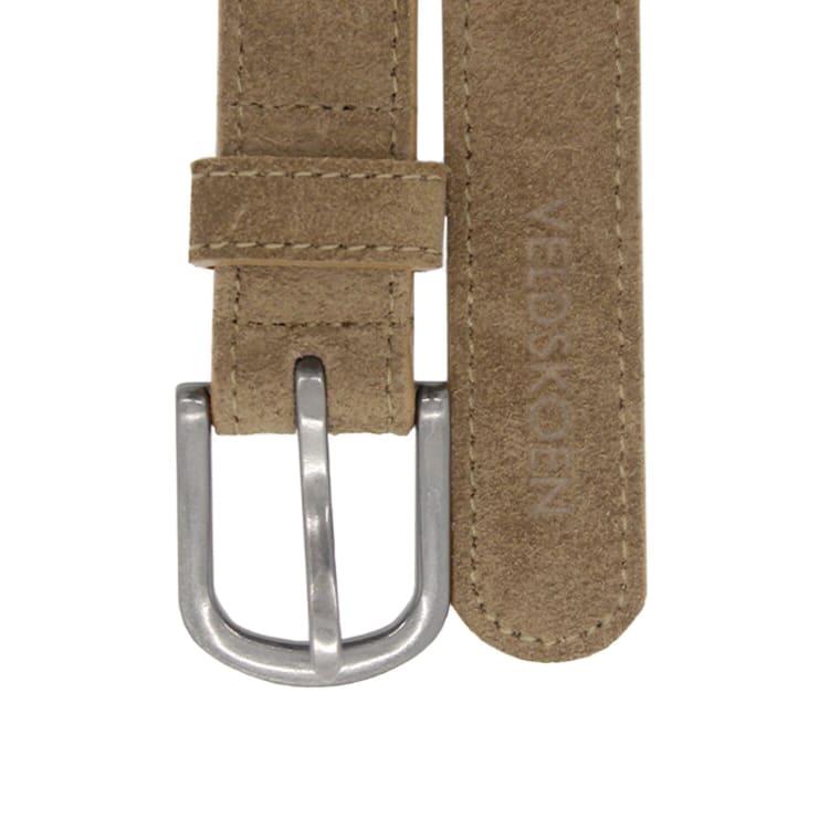 Veldskoen Brown Belt (30mm) - default