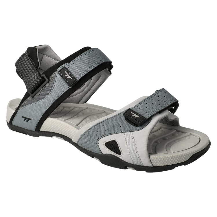 Hi-Tec Ula Women's Sandal(Med Grey/Baby blue) - default