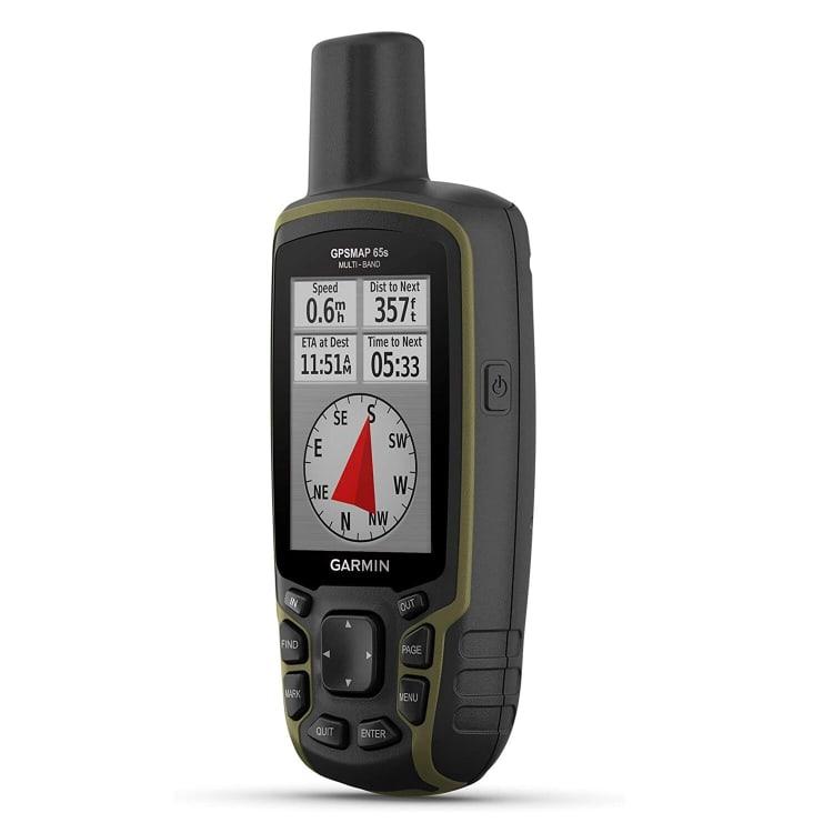 Garmin GPSMAP 65s - default