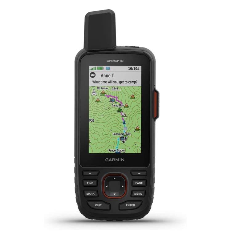 Garmin GPSMAP 66i - default