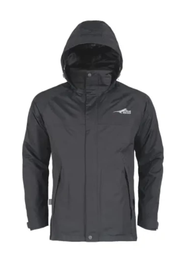 First Ascent Men's Discovery Jacket - Deep Granite