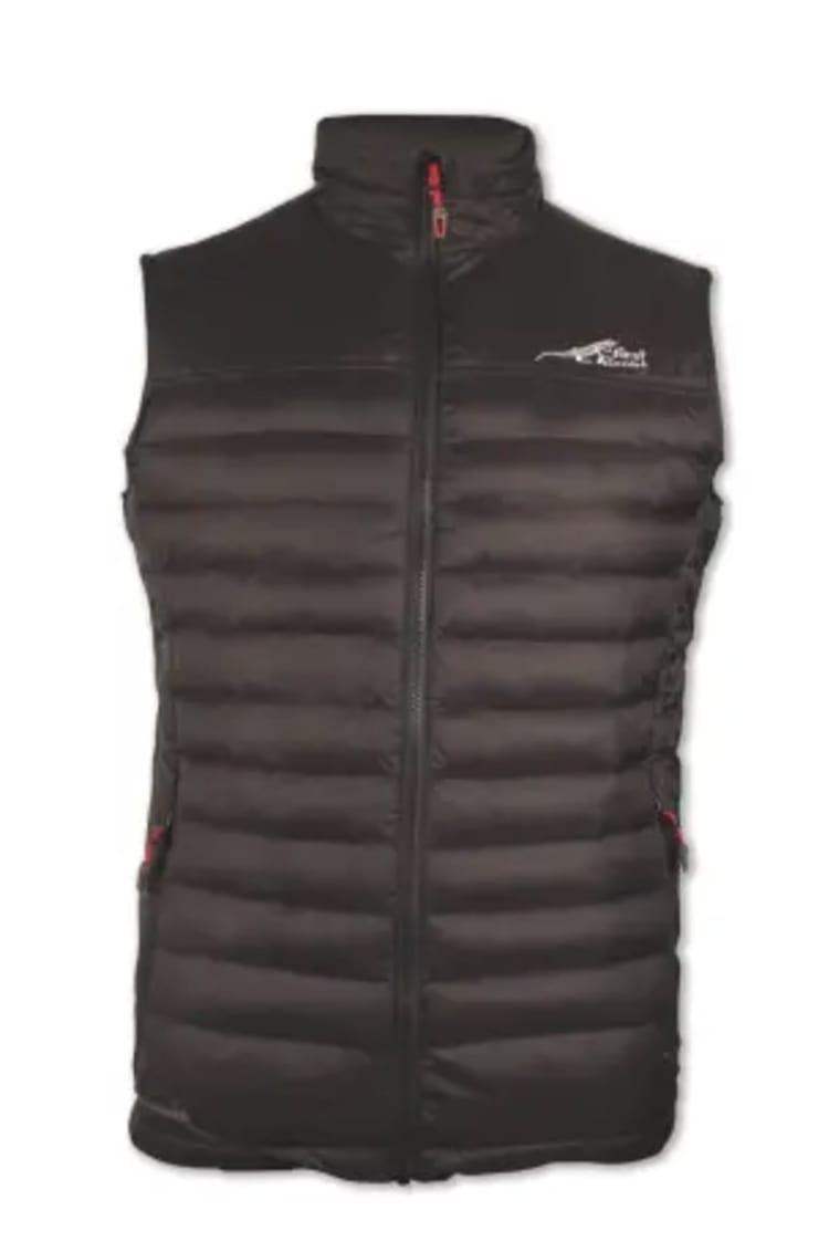 First Ascent Men's Hagira Vest - Black