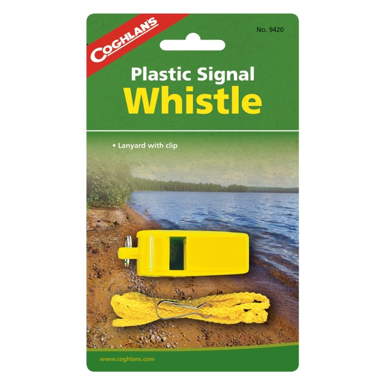 Coghlan's Plastic Signal Whistle - default
